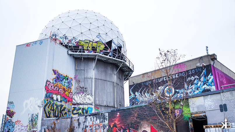 Berlin Teufelsberg Field-Station