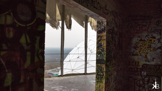 Berlin Teufelsberg Field Station | Point of View