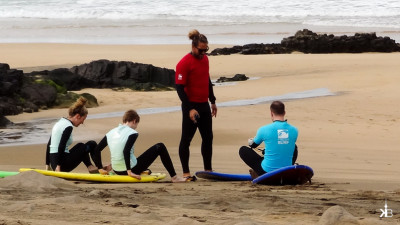 small group lessons by Andy from fresh surf   kleppiberlin.de