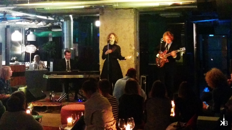 Lara Maria Gräfen and band